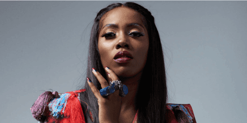 The Person Sucking My Breasts Is Not Complaining-Tiwa Savage Mother Of 1