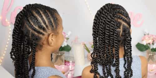 Your Kids Will Absolutely Love These Back To School Hairstyles