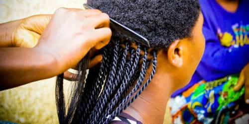 Different Types of Beautiful African Braids For Mum (With Pictures)