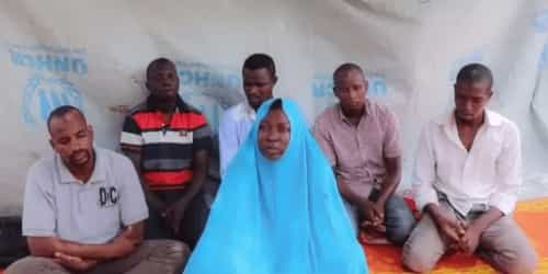 Nigerians React To Claims That Leah Sharibu Is Dead