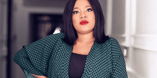 Toyin Abraham Baby Pictures Take Over social Media + Pros And Cons Of Sharing Family Photos Online