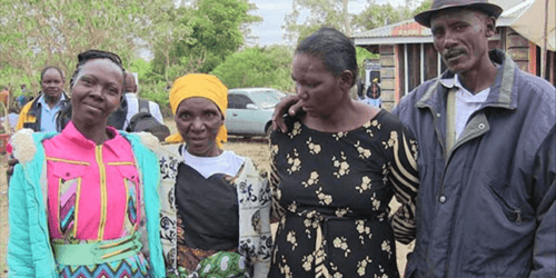 Kenyan Woman Reveals Why She Left Her Kids And Fled 45 Years Ago