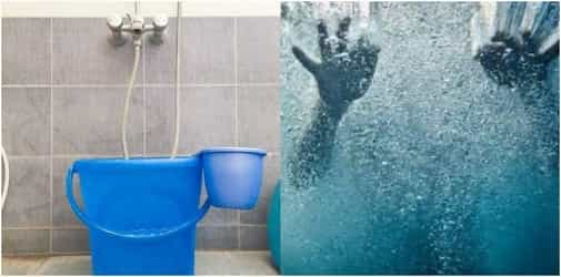 Pikin drown inside bucket of water: How you fit prevent drowning accidents
