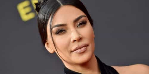 Kim Kardashian On What It's Like To Live With Psoriasis