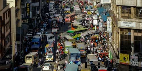 Check Out The African Countries Included In Most Dangerous Places To Live