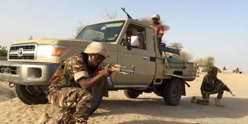"""""""We Were Hung On Trees And Flogged"""": Children Detained As Boko Haram Suspects"""