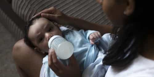 Lactose Intolerance In Baby: How To Identify And Treat It