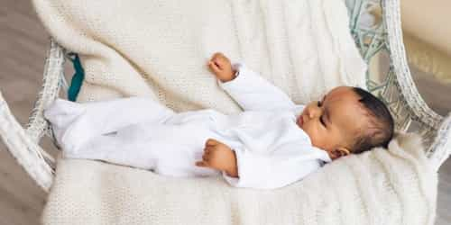 Why do babies laugh in their sleep? Is this normal?