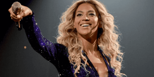 Beyonce named 'world's second most beautiful woman'