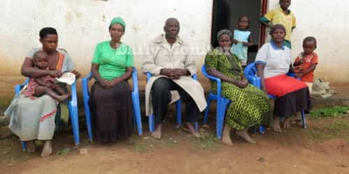 94 Year Old Ugandan Father of 100 Recently Marries Four New Wives