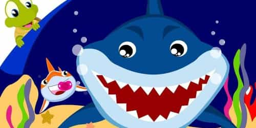 Check Out The Lyrics To The Popular Baby Shark Song By Pinkfong
