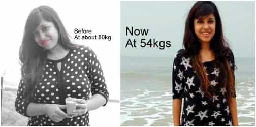 Real mum speaks: How I lost more than 25 kilos without gymming