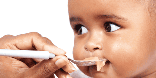 Here's What To Feed Your Baby Just Starting Out On Solids