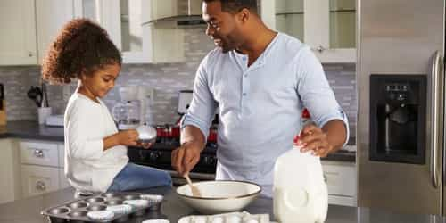 Open challenge to Dads: 9 dad-proof recipes to try for your kids