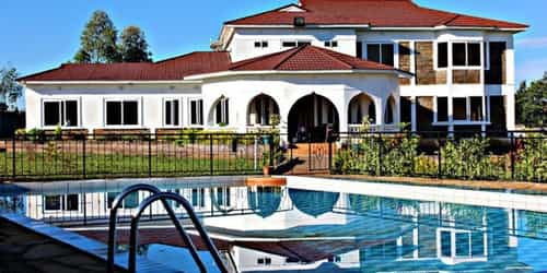 Check Out These 5 Must See Kenyan Celebrity Homes