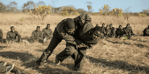 The 'Brave Ones': Zimbabwe's Women-Only Rangers Fighting Poaching
