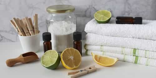 How To Use These Everyday Household Items As Homemade Cleaning Agents