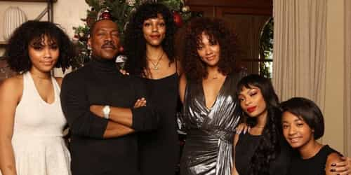 How To Easily Bond With Your Child: See Eddie Murphy's 10 Children