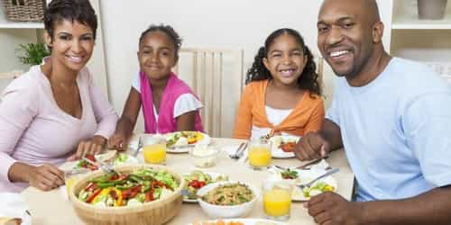How To Get Your Teenagers To Eat Healthy Food On Their Own