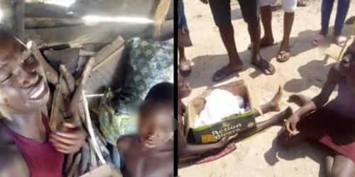 8-year-old girl and 6-year-old boy reportedly kill 1-week-old baby in Edo
