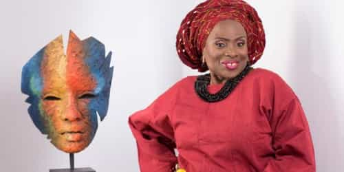 Taiwo Ajai-Lycett On Being A Mother At 15, Widow At 52, Raped At 64