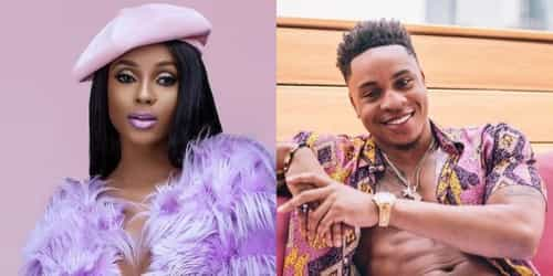 Tanzanian Singer, Vanessa Mdee Says It Took Her Two Days To Know Rotimi Was Her Husband