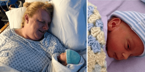 British Woman 48, Welcomes Baby After 18 Recurrent Miscarriages