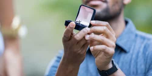 Pastor Puts Paid To Marriage Proposal In His Church During A Wedding