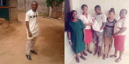 Nigerian Twitter Donates N970k To Man Who Needed N170k For Wife's Medical Bills