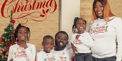 How Your Fave African Celebs Turned Up For Christmas