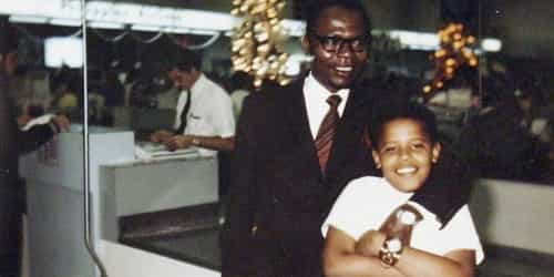 6 things you didn't know about Barack Obama's father