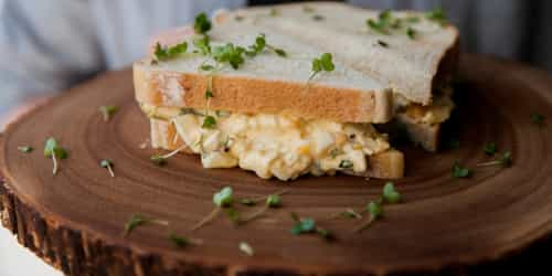 Lunchbox Ideas: 3 Sandwich Recipes For Your Lunchbox