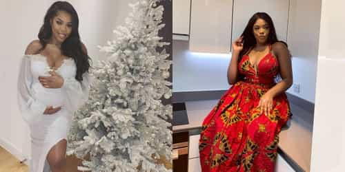 Nigerian Twitter Reacts As Grace Ajilore Announces Her Pregnancy