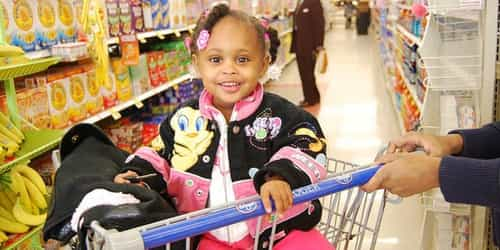 How To Keep Your Kids Safe While Shopping