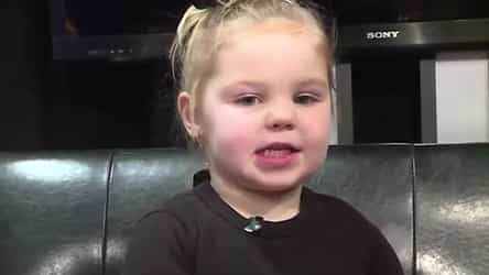 Video: 3-Year-Old Puts Classmate in a Headlock After He 'Proposed' To Her