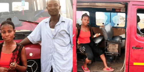 Successful Husband and Wife Businesses: Ghanaian Married Couple Who Work Together As Bus Driver And Conductor