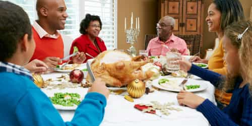 Study: Spending Christmas With In-laws May Be Bad For Your Mental Health