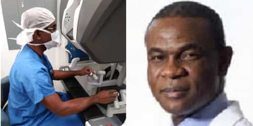 Nigerian Doctor Praised For His Success After Performing Major Robotic Surgery