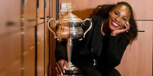 See Serena Williams Major Accomplishments In Full View As She's Named Female Athlete Of The Decade