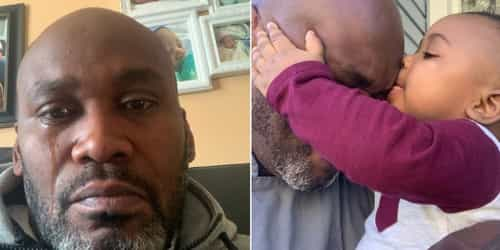 Man In Tears After Realizing He Is Not Biological Father Of Baby He Raised As Single Parent(video)
