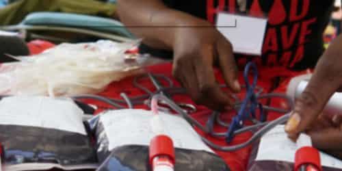 Blood Transfusion Kasala: Lagos State Save Pikin Of 14 Days From Di Jehovah Witness Parent Dem