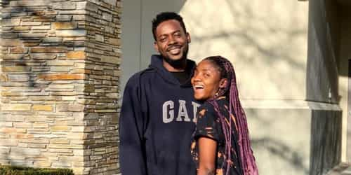 Simi And Adekunle Gold Dey Mark Dia First Wedding Anniversary With Sweet Love Message For Social Media