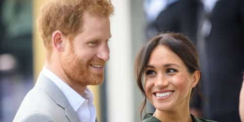 Prince Harry And Meghan Step Back As Senior Members Of The Royal Family