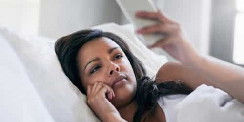 This Is The Distance That Should Exist Between You And Your Phone When You're About To Sleep