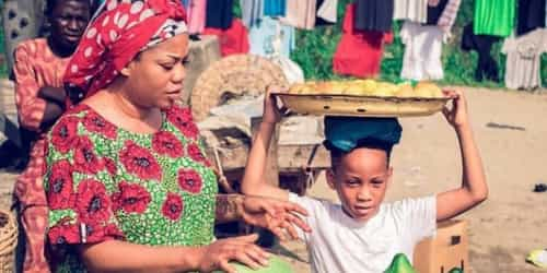 How Toyin Lawani Taught Her Son About Life And Privilege