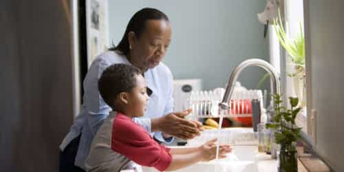 How To Help Kids Develop The Habit Of Washing Their Hands