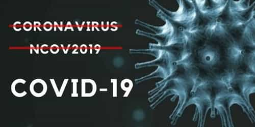 COVID-19: Deadly Coronavirus Gets New Name From WHO