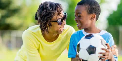How To Be A Good Mother To A Son: Iyabo Ojo Shares Lovely Photos With Son On Instagram