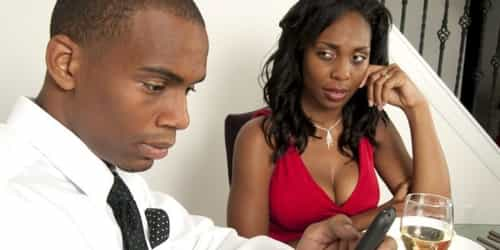 Jealousy In Marriage: What Is Healthy And What Is Not?