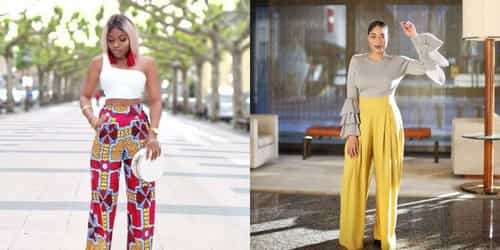 8 Ways To Style Palazzo Trousers